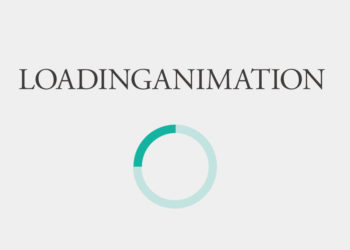 loading animation image