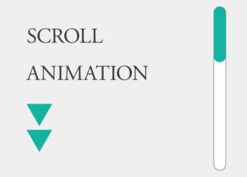 scroll animation